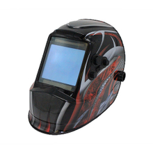 MX-M Big Viewing Area Auto Darkening Welding Helmet