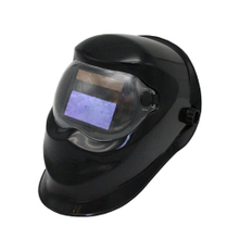 MX-7 Black Auto Darkening Welding Helmet